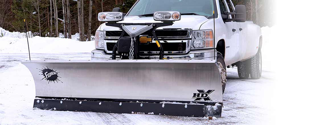 Slide 4 – Fisher Plow HDX